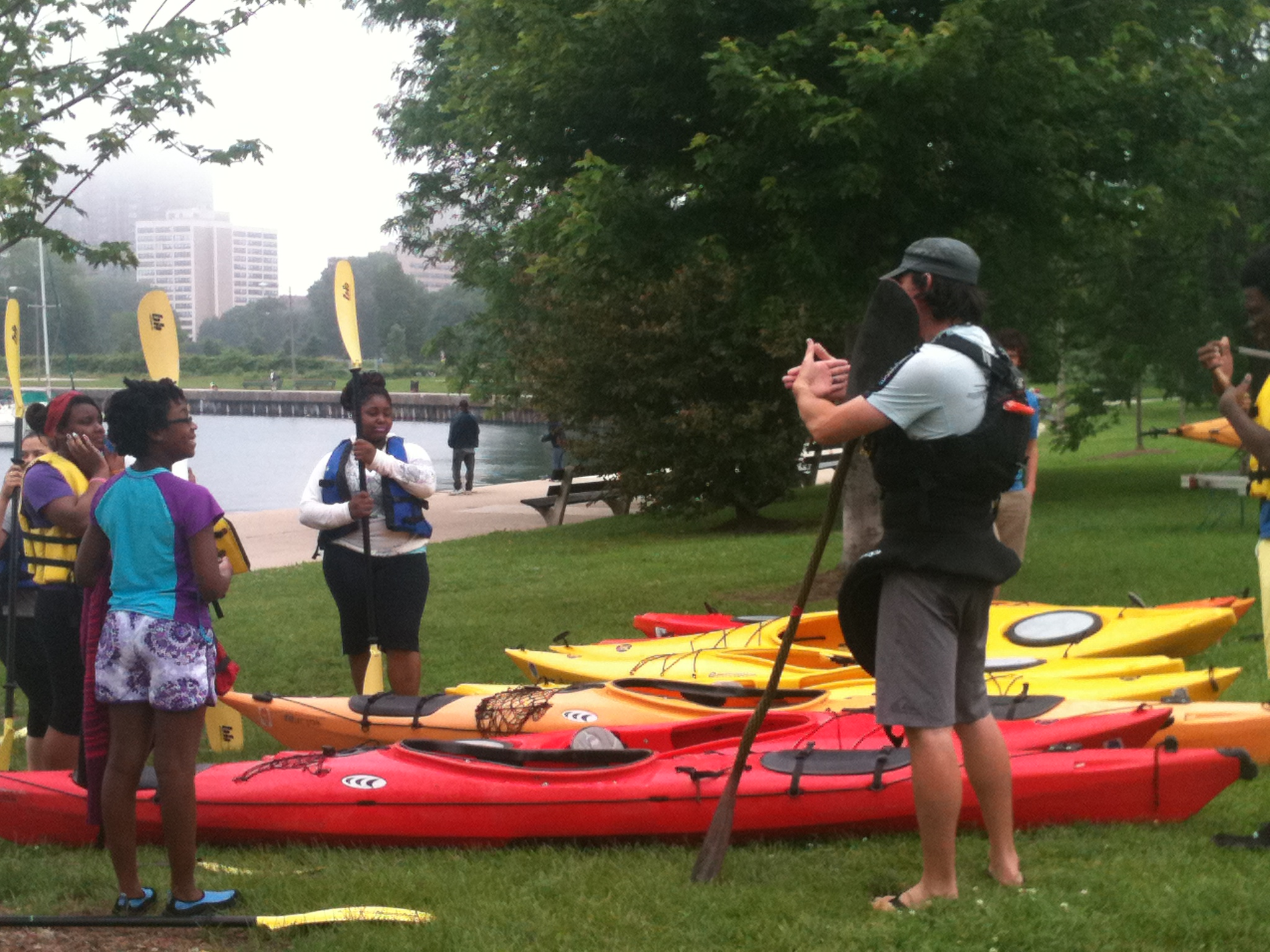kayaking in downtown chicago FAQ
